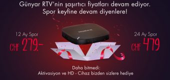 Digitürk IP-Play TV  12ay Spor  Paketi
