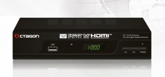 Octagon SF118HD Entrance Sat-Receiver