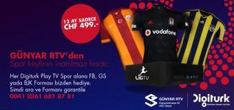 Digitürk IP-Play TV  12ay Spor  Paketi