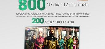 GL-Turkish Total 800 channel  200 on Turkey 30 Kurdish and Arab channels Sfr.498 only.–